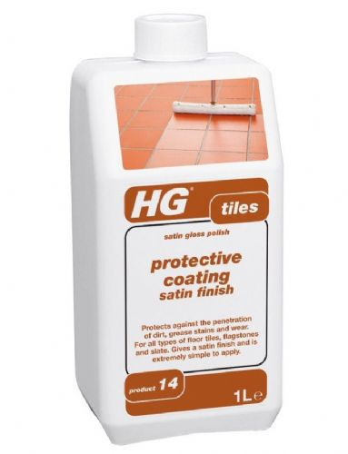 HG Tile Protective Coating Satin Finish ! litre Product 14